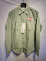 <img class='new_mark_img1' src='https://img.shop-pro.jp/img/new/icons15.gif' style='border:none;display:inline;margin:0px;padding:0px;width:auto;' />WACKOMARIA<BR> WORK SHIRT -A-(TYPE-3)(MINT)