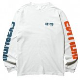 Numbers Edition <BR>12:45 SWIRL-L/S T-SHIRT 【SOLD OUT】<img class='new_mark_img2' src='https://img.shop-pro.jp/img/new/icons50.gif' style='border:none;display:inline;margin:0px;padding:0px;width:auto;' />
