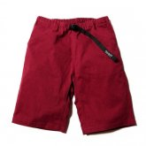 <img class='new_mark_img1' src='https://img.shop-pro.jp/img/new/icons35.gif' style='border:none;display:inline;margin:0px;padding:0px;width:auto;' />CALEE<BR> EASY COLOR SHORT PANTS(BURGUNDY)