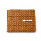 GARNI <BR> Triangle Chip Fold Wallet【SOLD OUT】<img class='new_mark_img2' src='https://img.shop-pro.jp/img/new/icons50.gif' style='border:none;display:inline;margin:0px;padding:0px;width:auto;' />