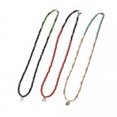<img class='new_mark_img1' src='https://img.shop-pro.jp/img/new/icons15.gif' style='border:none;display:inline;margin:0px;padding:0px;width:auto;' />CALEE<BR>LONG BEADS NECKLACE