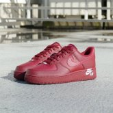 NIKE <BR> ナイキ エア フォース 1 LOW '07 LTHR (チームレッド/ホワイト/チームレッド)【SOLD OUT】<img class='new_mark_img2' src='https://img.shop-pro.jp/img/new/icons50.gif' style='border:none;display:inline;margin:0px;padding:0px;width:auto;' />