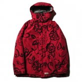 <img class='new_mark_img1' src='https://img.shop-pro.jp/img/new/icons15.gif' style='border:none;display:inline;margin:0px;padding:0px;width:auto;' />CALEE<BR>HOODED OUTDOOR JACKET(BURGUNDY)