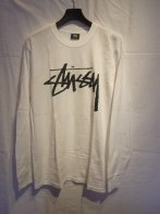 <img class='new_mark_img1' src='https://img.shop-pro.jp/img/new/icons15.gif' style='border:none;display:inline;margin:0px;padding:0px;width:auto;' />STUSSY <BR>Stock Ls Tee
