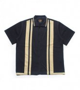 LOSTCONTROL<BR> OPEN KNIT POLO(BLACK)【SOLD OUT】<img class='new_mark_img2' src='https://img.shop-pro.jp/img/new/icons50.gif' style='border:none;display:inline;margin:0px;padding:0px;width:auto;' />