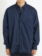<img class='new_mark_img1' src='https://img.shop-pro.jp/img/new/icons15.gif' style='border:none;display:inline;margin:0px;padding:0px;width:auto;' />UNIVERSAL PRODUCTS<BR>T.M PLAID BUTTON DOWN SHIRT(BLACK WATCH)