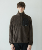 <img class='new_mark_img1' src='https://img.shop-pro.jp/img/new/icons15.gif' style='border:none;display:inline;margin:0px;padding:0px;width:auto;' />ROTTWEILER <BR>Fleece Pullover(OLIVE)