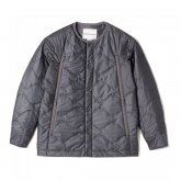 White Mountaineering<BR>GORE-TEX INFINIUM PRIMALOFT PADDED QUILTING NO COLLAR JACKET 【SOLD OUT】<img class='new_mark_img2' src='https://img.shop-pro.jp/img/new/icons50.gif' style='border:none;display:inline;margin:0px;padding:0px;width:auto;' />