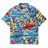 <img class='new_mark_img1' src='https://img.shop-pro.jp/img/new/icons35.gif' style='border:none;display:inline;margin:0px;padding:0px;width:auto;' />CALEE<BR>JAPAN MAP S/S SHIRT
