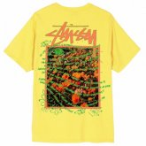 <img class='new_mark_img1' src='https://img.shop-pro.jp/img/new/icons15.gif' style='border:none;display:inline;margin:0px;padding:0px;width:auto;' />STUSSY <BR>Super Bloom Tee(YELLOW)