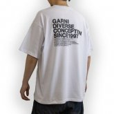 <img class='new_mark_img1' src='https://img.shop-pro.jp/img/new/icons15.gif' style='border:none;display:inline;margin:0px;padding:0px;width:auto;' />GARNI <BR>Origin Tee (WHITE)【SOLD OUT】