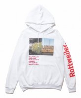 <img class='new_mark_img1' src='https://img.shop-pro.jp/img/new/icons15.gif' style='border:none;display:inline;margin:0px;padding:0px;width:auto;' />ROTTWEILER<BR>Flower Photo Parka(WHITE)