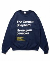 <img class='new_mark_img1' src='https://img.shop-pro.jp/img/new/icons15.gif' style='border:none;display:inline;margin:0px;padding:0px;width:auto;' />ROTTWEILER <BR>German Sweater(NAVY)