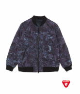 White Mountaineering<BR> PRIMALOFT FALLEN LEAVES PRINTED REVERSIBLE MA-1【SOLD OUT】<img class='new_mark_img2' src='https://img.shop-pro.jp/img/new/icons50.gif' style='border:none;display:inline;margin:0px;padding:0px;width:auto;' />