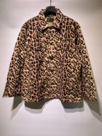 WACKOMARIA<BR>LEOPARD ARMY SHIRT(TYPE-1)【SOLD OUT】<img class='new_mark_img2' src='https://img.shop-pro.jp/img/new/icons50.gif' style='border:none;display:inline;margin:0px;padding:0px;width:auto;' />