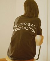 """UNIVERSAL PRODUCTS<BR>UP+N S/S TEE """"LOGO"""" (BLACK) 【SOLD OUT】<img class='new_mark_img2' src='https://img.shop-pro.jp/img/new/icons50.gif' style='border:none;display:inline;margin:0px;padding:0px;width:auto;' />"""