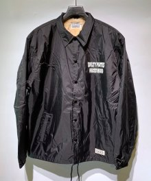 WACKOMARIA<BR>BOA COACH JACKET(TYPE-2)(BLACK)【SOLD OUT】<img class='new_mark_img2' src='https://img.shop-pro.jp/img/new/icons50.gif' style='border:none;display:inline;margin:0px;padding:0px;width:auto;' />