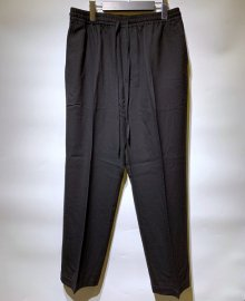 MARKAWARE <BR>FLAT FRONT EASY PANTS - 2/72 SUPER 120's WOOL VIYELLA -【SOLD OUT】<img class='new_mark_img2' src='https://img.shop-pro.jp/img/new/icons50.gif' style='border:none;display:inline;margin:0px;padding:0px;width:auto;' />