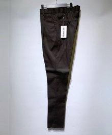 WACKOMARIA<BR>PLEATED TROUSERS(TYPE-1)(D-BROWN)【SOLD OUT】<img class='new_mark_img2' src='https://img.shop-pro.jp/img/new/icons50.gif' style='border:none;display:inline;margin:0px;padding:0px;width:auto;' />