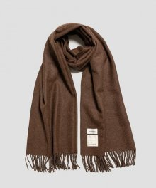 MARKAWARE <BR>NATURAL COLOR ALPACA STOLE(NATURAL BROWN) 【SOLD OUT】<img class='new_mark_img2' src='https://img.shop-pro.jp/img/new/icons50.gif' style='border:none;display:inline;margin:0px;padding:0px;width:auto;' />