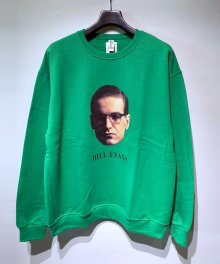 WACKOMARIA<BR>BILL EVANS / CREW NECK SWEAT SHIRT(TYPE-2)【SOLD OUT】<img class='new_mark_img2' src='https://img.shop-pro.jp/img/new/icons50.gif' style='border:none;display:inline;margin:0px;padding:0px;width:auto;' />