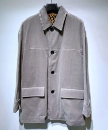 WACKOMARIA<BR>CORDUROY CAR COAT(TYPE-2)【SOLD OUT】<img class='new_mark_img2' src='https://img.shop-pro.jp/img/new/icons50.gif' style='border:none;display:inline;margin:0px;padding:0px;width:auto;' />