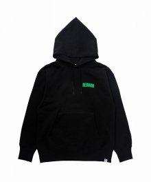 """<img class='new_mark_img1' src='https://img.shop-pro.jp/img/new/icons15.gif' style='border:none;display:inline;margin:0px;padding:0px;width:auto;' />BEDWIN <BR>L/S PULLOVER HOODED SWEAT""""DAVID""""(BLACK)"""
