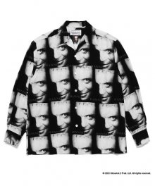 WACKOMARIA<BR>HANNIBAL / HAWAIIAN SHIRT L/S(TYPE-1)【SOLD OUT】<img class='new_mark_img2' src='https://img.shop-pro.jp/img/new/icons50.gif' style='border:none;display:inline;margin:0px;padding:0px;width:auto;' />