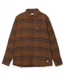 <img class='new_mark_img1' src='https://img.shop-pro.jp/img/new/icons15.gif' style='border:none;display:inline;margin:0px;padding:0px;width:auto;' />CRIMIE <BR>SCOTT CHECK SHIRT