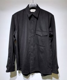 <img class='new_mark_img1' src='https://img.shop-pro.jp/img/new/icons15.gif' style='border:none;display:inline;margin:0px;padding:0px;width:auto;' />MARKAWARE <BR>POCKET SHIRT - CASHMERE FLANNEL -
