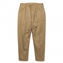 <img class='new_mark_img1' src='https://img.shop-pro.jp/img/new/icons15.gif' style='border:none;display:inline;margin:0px;padding:0px;width:auto;' />CALEE<BR>WEST POINT ARMY CHINO PANTS(BEIGE)