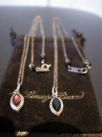 <img class='new_mark_img1' src='https://img.shop-pro.jp/img/new/icons35.gif' style='border:none;display:inline;margin:0px;padding:0px;width:auto;' />LOUNGELIZARD <BR> SILVER STONE NECKLACE(9068)