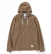 """<img class='new_mark_img1' src='https://img.shop-pro.jp/img/new/icons35.gif' style='border:none;display:inline;margin:0px;padding:0px;width:auto;' />BEDWIN <BR> L/S PULLOVER HOODED SHIRTS FADED""""ALAN"""""""