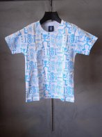 <img class='new_mark_img1' src='https://img.shop-pro.jp/img/new/icons35.gif' style='border:none;display:inline;margin:0px;padding:0px;width:auto;' />STUSSY KIDS <BR>Tribal IST Tee(WHITE)