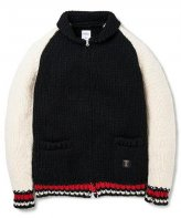 """<img class='new_mark_img1' src='https://img.shop-pro.jp/img/new/icons15.gif' style='border:none;display:inline;margin:0px;padding:0px;width:auto;' />BEDWIN<BR>SHAWL COLLAR COWCHAN SWEATER""""JACO"""""""
