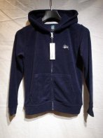 STUSSY KIDS <BR>Kids Terry Zip Hoodie(NAVY)【SOLD OUT】<img class='new_mark_img2' src='https://img.shop-pro.jp/img/new/icons50.gif' style='border:none;display:inline;margin:0px;padding:0px;width:auto;' />