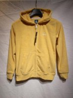 STUSSY KIDS <BR>Kids Terry Zip Hoodie(YELLOW)【SOLD OUT】<img class='new_mark_img2' src='https://img.shop-pro.jp/img/new/icons50.gif' style='border:none;display:inline;margin:0px;padding:0px;width:auto;' />