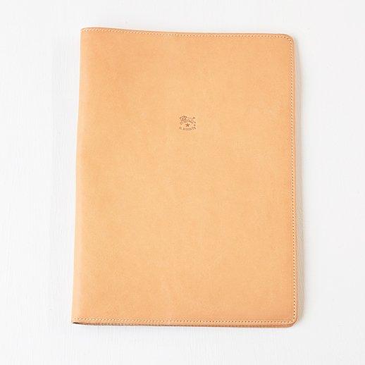 IL BISONTE(イルビゾンテ) B5ノートカバー 5412305298