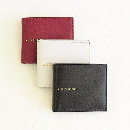 IL BISONTE(イルビゾンテ) [春夏新作]折財布【VEGA COLLECTION】  54212307340