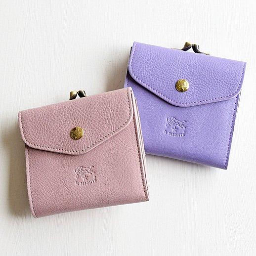 IL BISONTE(イルビゾンテ)[春夏新作]折財布【season color】54212305940