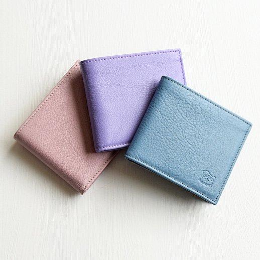 IL BISONTE(イルビゾンテ)[春夏新作]折財布【season color】54212305740