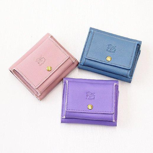 IL BISONTE(イルビゾンテ)[春夏新作]折財布【season color】54212306140