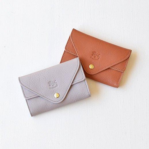 IL BISONTE(イルビゾンテ) [秋冬新作]カードケース【season color】54212309493