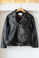 [ beautiful people ] VINTAGE LEATHER RIDERS JACKET