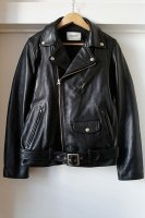 <img class='new_mark_img1' src='https://img.shop-pro.jp/img/new/icons50.gif' style='border:none;display:inline;margin:0px;padding:0px;width:auto;' />[ beautiful people ] MENS VINTAGE LEATHER RIDERS JACKET