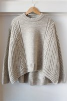 <img class='new_mark_img1' src='https://img.shop-pro.jp/img/new/icons50.gif' style='border:none;display:inline;margin:0px;padding:0px;width:auto;' />John Smedley ( ENGLAND ) GERTIE CABLE SWEATER