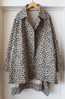 <img class='new_mark_img1' src='https://img.shop-pro.jp/img/new/icons50.gif' style='border:none;display:inline;margin:0px;padding:0px;width:auto;' />[ COGTHEBIGSMOKE ] SQUARE COAT LEOPARD