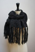 <img class='new_mark_img1' src='https://img.shop-pro.jp/img/new/icons50.gif' style='border:none;display:inline;margin:0px;padding:0px;width:auto;' />[ AURALEE ] ALPACA WOOL SUPER LIGHT KNIT STOLE