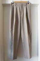 <img class='new_mark_img1' src='https://img.shop-pro.jp/img/new/icons50.gif' style='border:none;display:inline;margin:0px;padding:0px;width:auto;' />[ AURALEE ] WASHABLE WOOL TROPICAL SLACKS