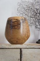 <img class='new_mark_img1' src='https://img.shop-pro.jp/img/new/icons50.gif' style='border:none;display:inline;margin:0px;padding:0px;width:auto;' />[ Crate ] OAK WOOD BOWL LARGE